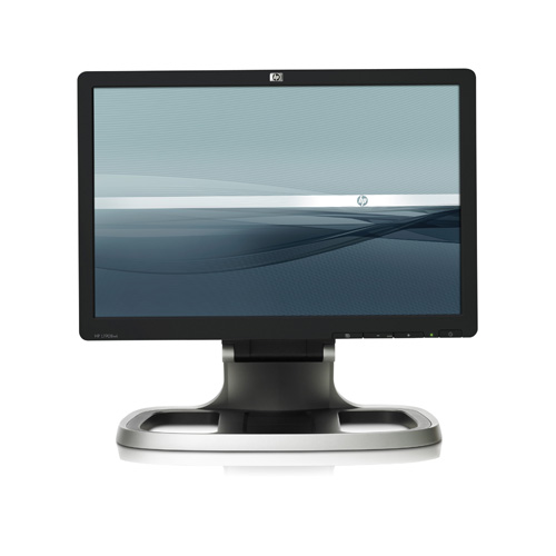 HP L1908wi 19-inch Widescreen LCD Monitor 19 Zoll Widescreen LCD-Monitor Produktbild front L