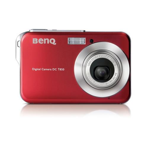 Benq T850 Red Produktbild front L