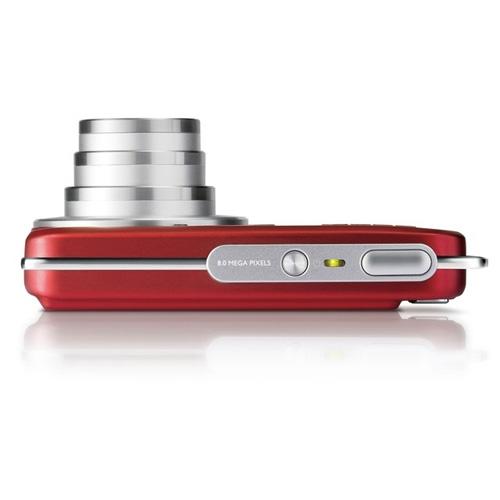 Benq T850 Red Produktbild side L