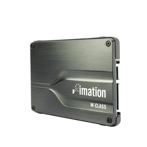 """Imation 3.5"""" M-Class SATA SSD 128GB Produktbild front L"""
