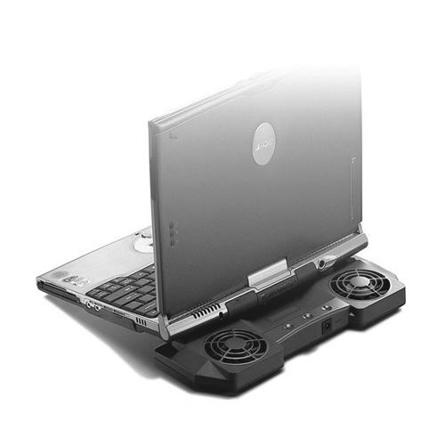 Newstar Notebook cooler Produktbild front L