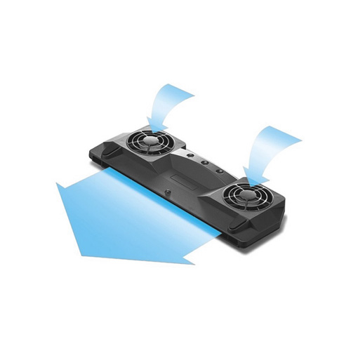 Newstar Notebook cooler Produktbild back L