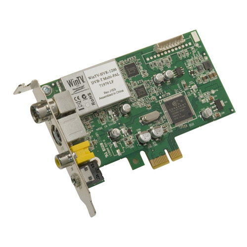 Hauppauge WinTV-HVR-1200 HD Produktbild front L