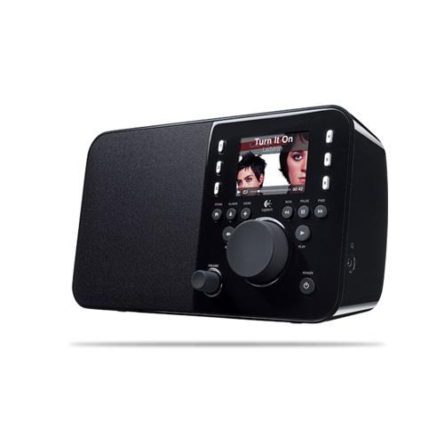 Logitech Squeezebox Radio Produktbild front L