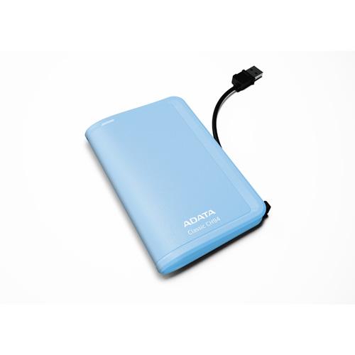 A-DATA CH94 Portable 500GB Produktbild back L