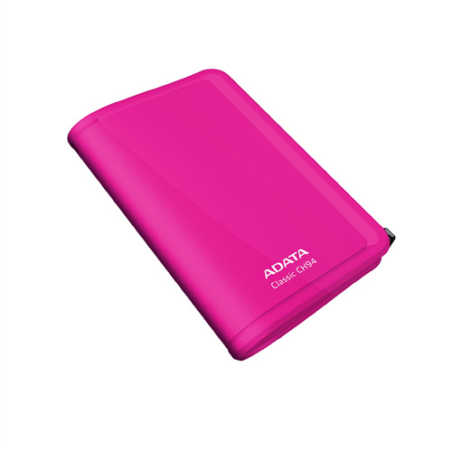 A-DATA CH94 Portable 500GB Produktbild front L