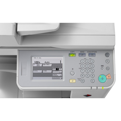 Canon iR imageRUNNER 2520 product photo back L