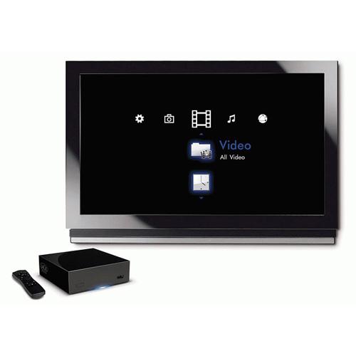 LaCie LaCinema Mini HD Connect Produktbild back L