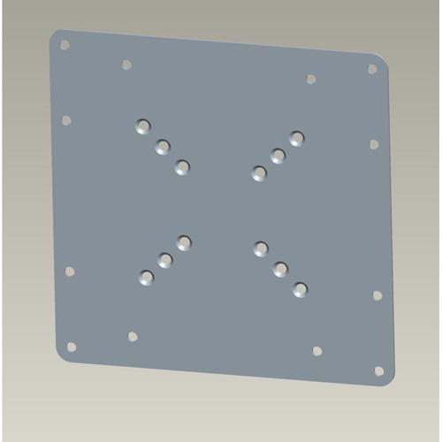 Newstar VESA adapter plate Produktbild back L