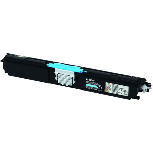 Epson Toner Cyan S050556 AcuBrite Hohe Kapazität Produktbild front L