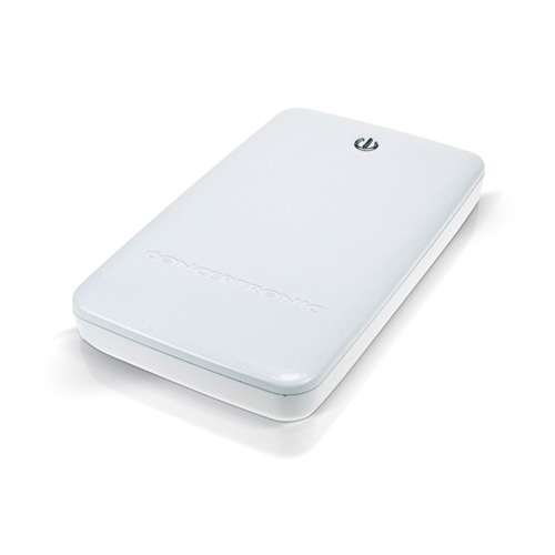 "Conceptronic 3,5"" Harddisk Box USB Produktbild front L"