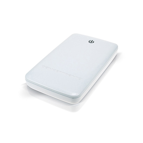 "Conceptronic 3,5"" Harddisk Box USB Produktbild back L"