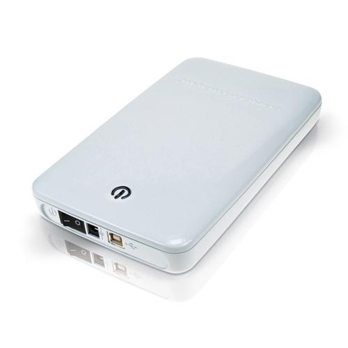 """Conceptronic 3,5"""" Harddisk Box USB Produktbild side L"""