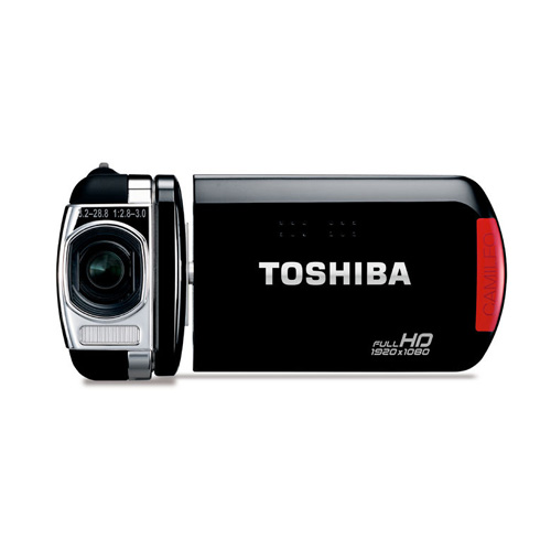 Toshiba Camileo SX900 Produktbild front L