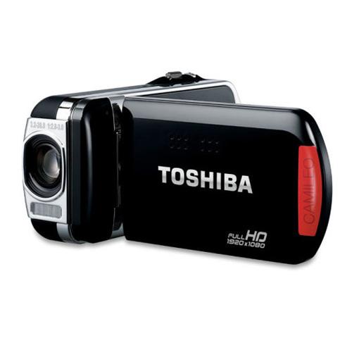Toshiba Camileo SX900 Produktbild side L