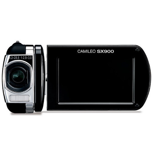 Toshiba Camileo SX500 Produktbild back L