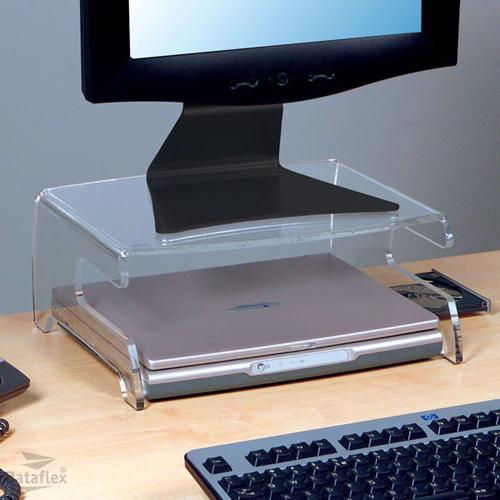 Dataflex LCD Monitorständer 650 Produktbild back L