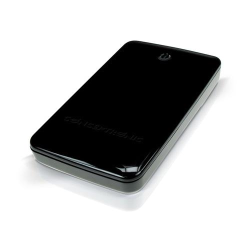"Conceptronic 3.5"" Harddisk Box USB 3.0 Produktbild front L"