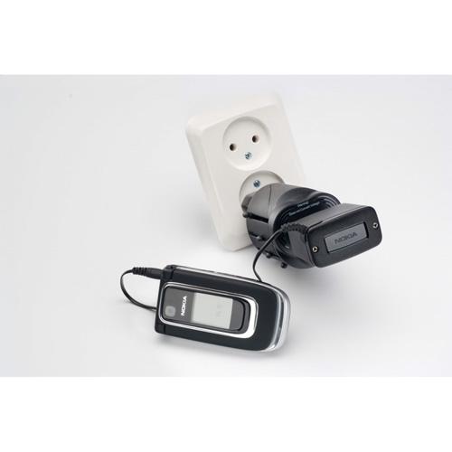 Kensington Travel Plug Adapter USB Produktbild back L