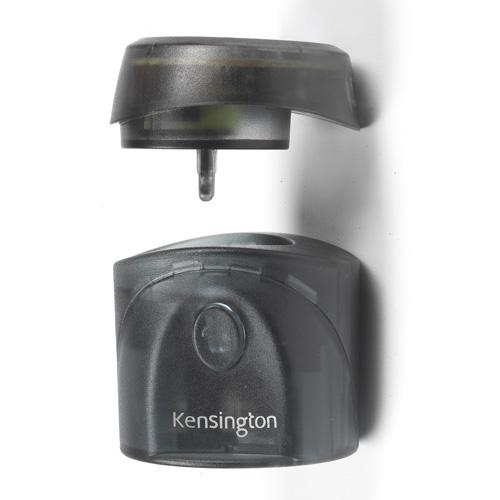 Kensington Travel Plug Adapter USB Produktbild side L