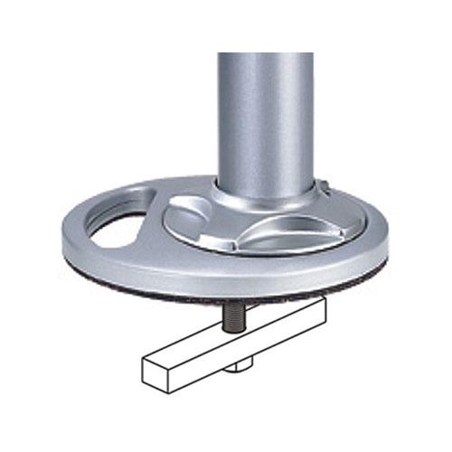 Newstar Grommet plate for desk mount Produktbild front L