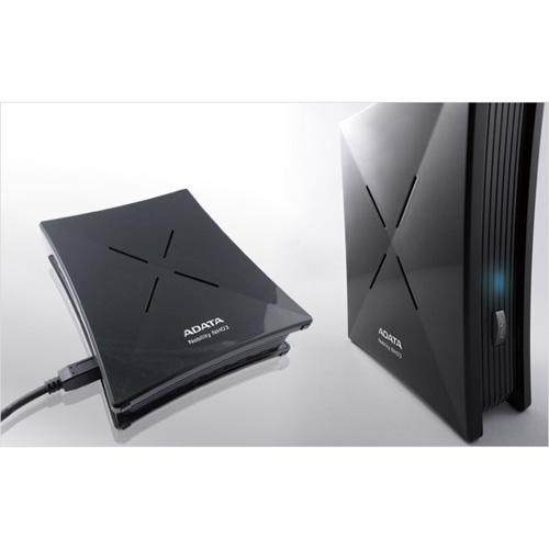 A-DATA NH03 Portable USB3.0 2TB Produktbild back L