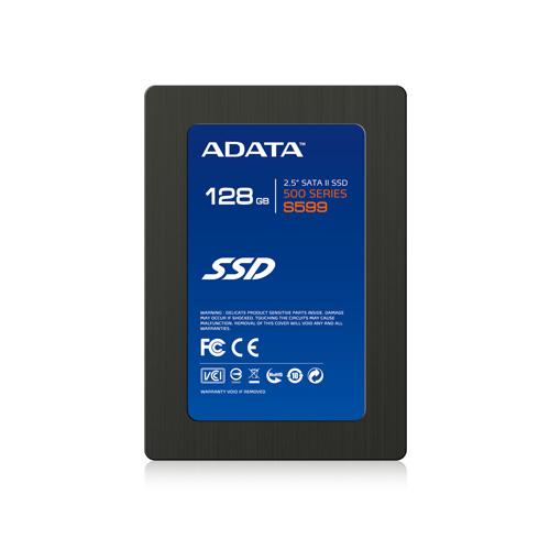 A-DATA 128GB S599 Produktbild front L