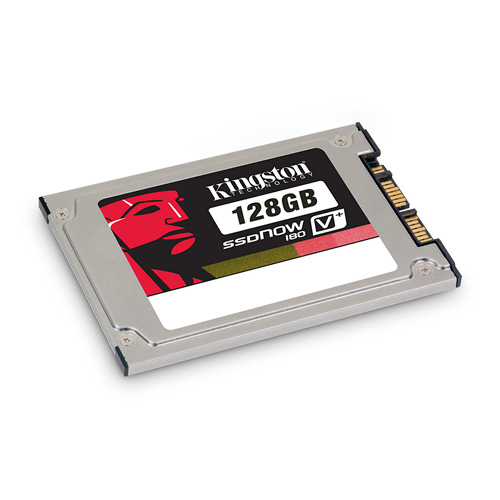 Kingston 128GB SSDNow V+180 Produktbild back L