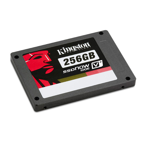 Kingston 256GB SSDNow V+100E Produktbild back L