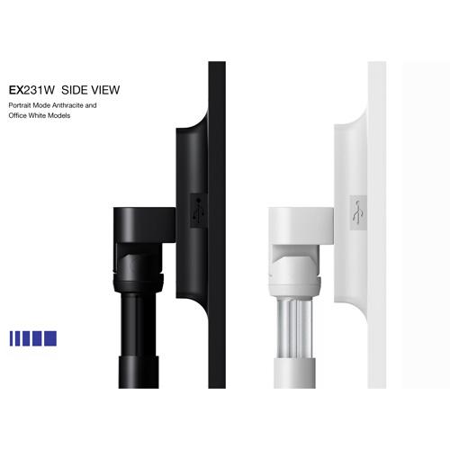 NEC MultiSync EX231W Produktbild front L