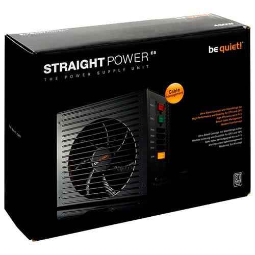 Be-Quiet Straight Power E8 CM Produktbild back L