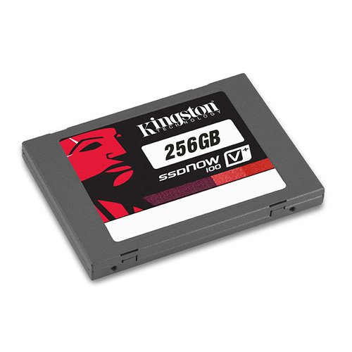 Kingston 256GB SSDNow V+100 product photo back L