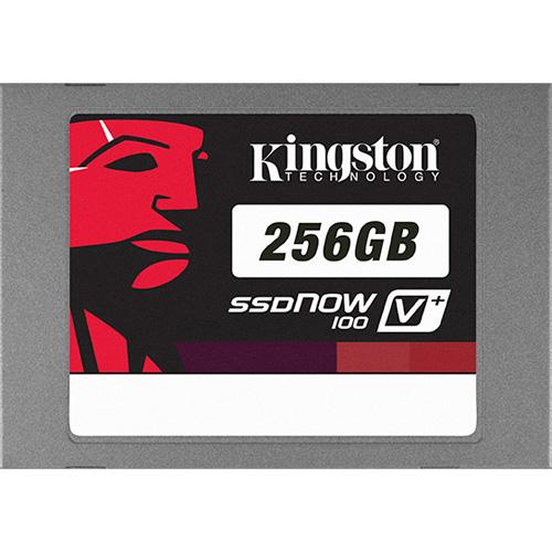Kingston 256GB SSDNow V+100 Upg. Bundle Kit Produktbild back L