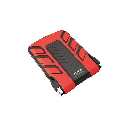 A-DATA 750GB SH93 Portable Produktbild back L
