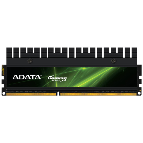 A-DATA XPG Gaming Series V2.0, DDR3, 1600 MHz, CL9, 4GB (2GB x 2) Produktbild front L