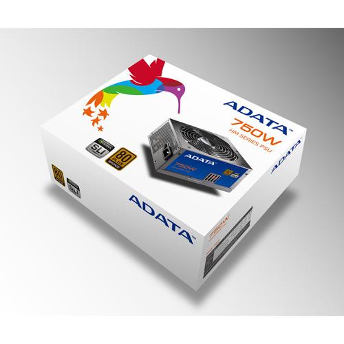 A-DATA HM-750 Produktbild back L