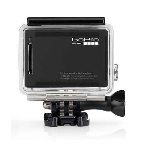 GoPro HERO4 Silver Produktbild back L