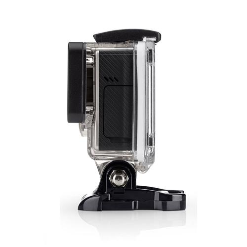 GoPro HERO4 Silver Produktbild side L
