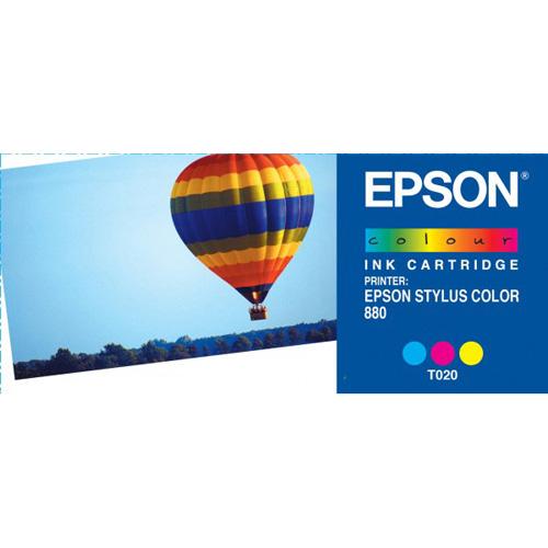 Epson Tintenpatrone Colour T020 Produktbild back L