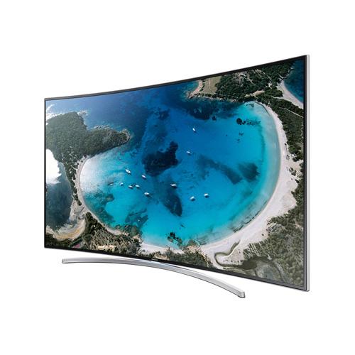 Samsung UE65H8000SZ Full HD 3D Smart-TV Produktbild back L