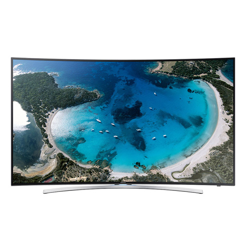 Samsung UE65H8000SZ Full HD 3D Smart-TV Produktbild front L