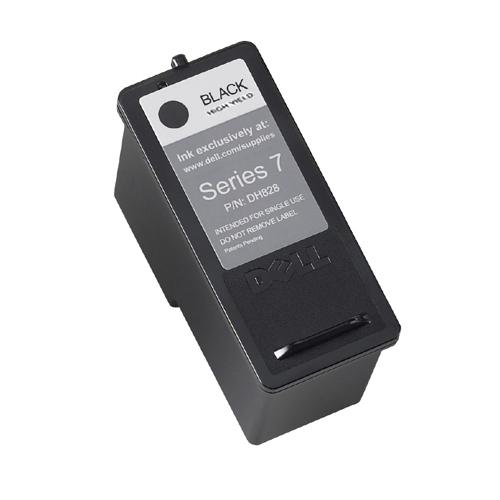 DELL 968 High Capacity Black Ink Cartridge Produktbild front L