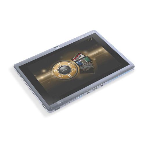 Acer ICONIA W501P Produktbild back L