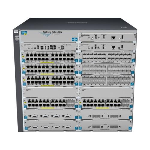 HP Lüfterbaugruppen für Switch E8212 zl-Lüftereinschub Produktbild front L