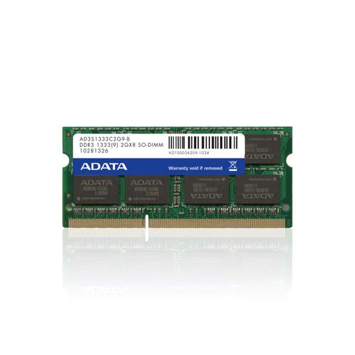 A-DATA AD3S1333B2G9-S Produktbild front L
