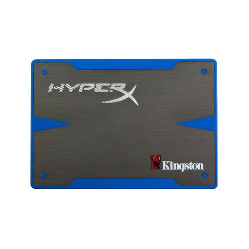 Kingston 120GB HyperX SSD Produktbild front L