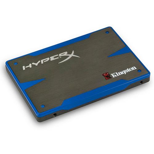 Kingston 120GB HyperX SSD Produktbild back L