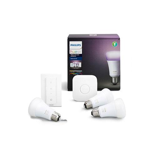 Philips Hue White Starter Kit Produktbild front L