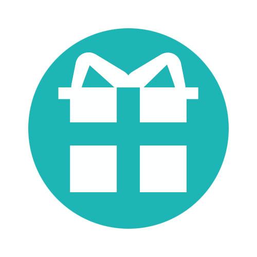 Gift Certificate 50 € Produktbild front L