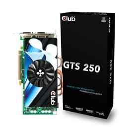 CLUB3D CGNX-TS252 Produktbild